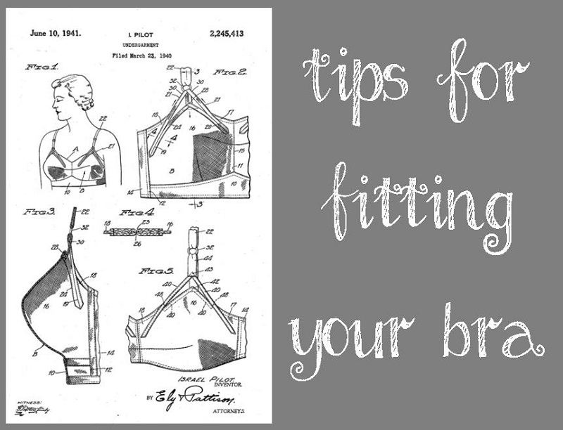 fitting your bra