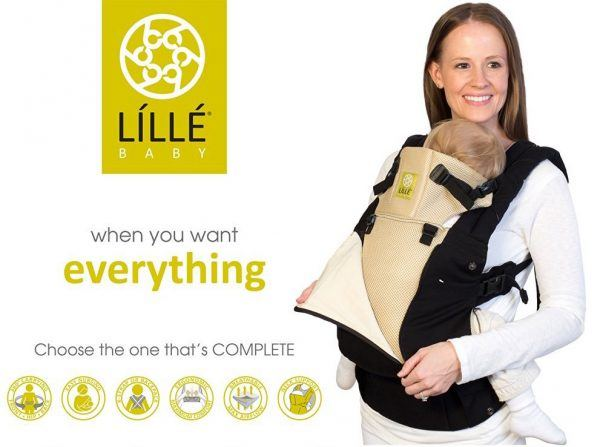 Lillebaby All Seasons Complete Baby Carrier Review