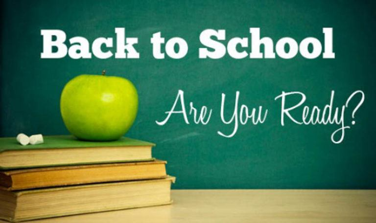 Preparing Your Child to Head Back To School