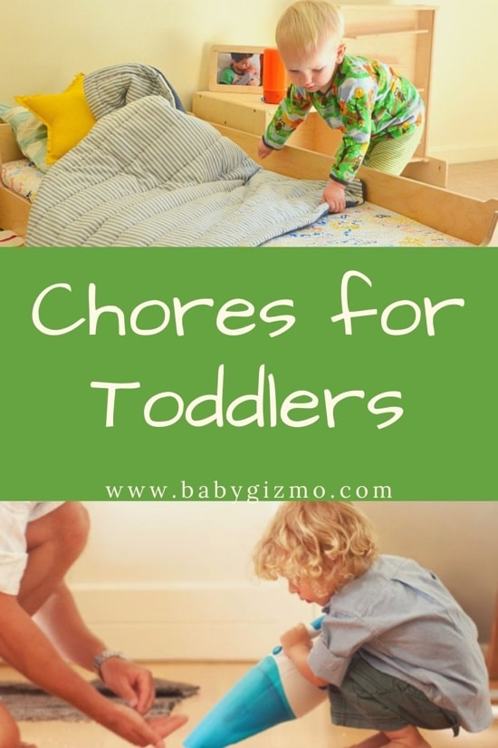 Chores I Expect My Toddler To Help Me With