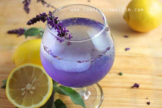 Coconut-Lavender-Lemonade