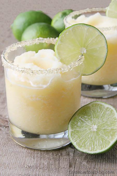 virgin Frozen-Margarita refreshing