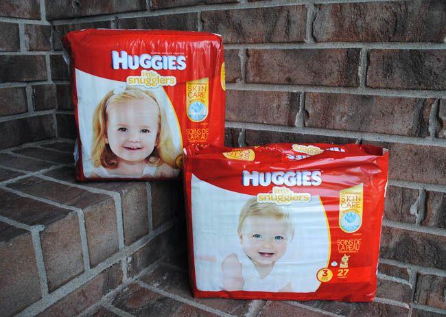Huggies packages1