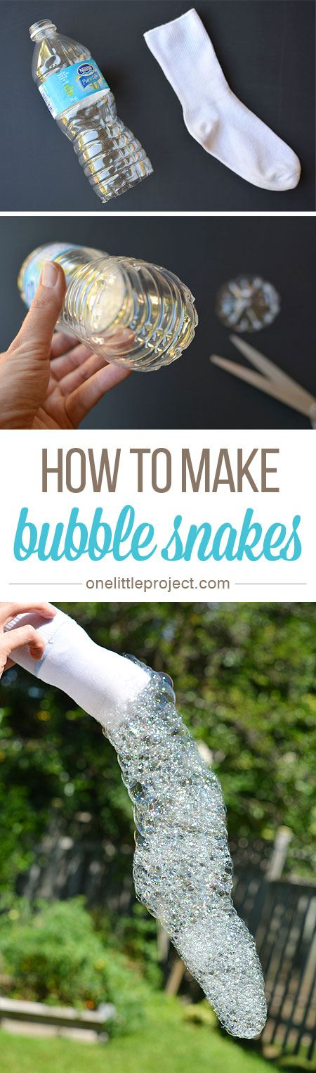 sock bubble snakes