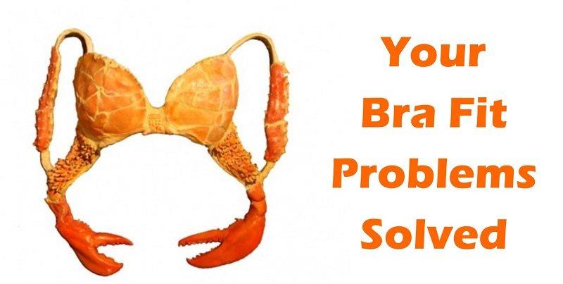 bra fit problems