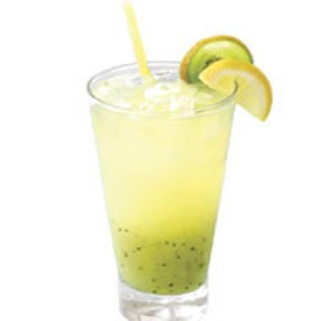 kiwi lemonade spritzer