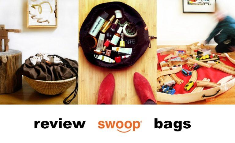Review: Swoop Bags Make Easy Clean-Up!