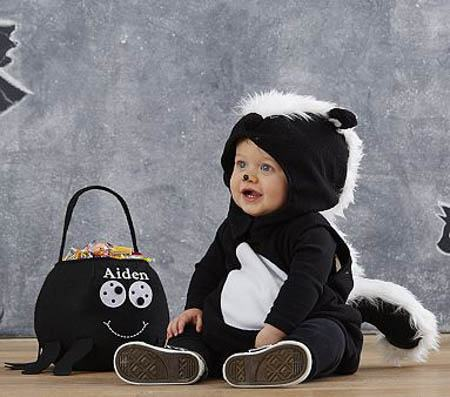 baby-skunk-costume adorable  sc 1 st  Baby Gizmo & 6 Adorable Halloween Costumes for Babies | Baby Gizmo