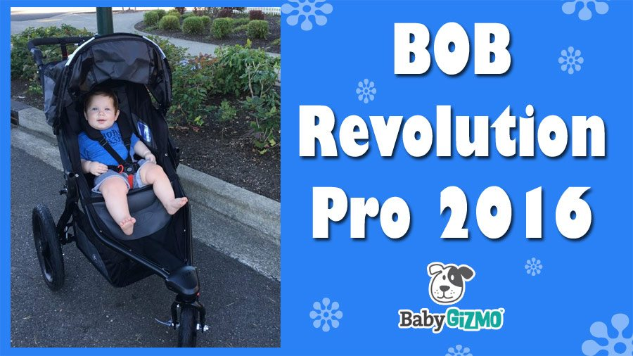 Review: 2016 BOB Revolution Pro Jogging Stroller