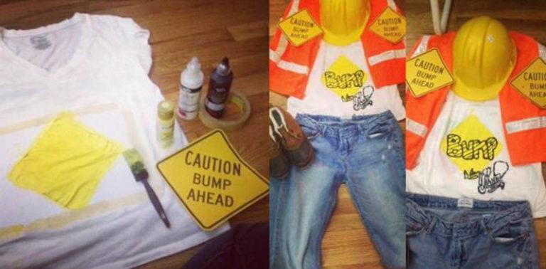 10 Costume Ideas for Pregnant Ladies