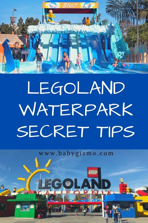 5 Tips for Legoland Waterpark, California