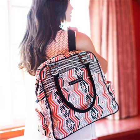 sashay satchel backpack