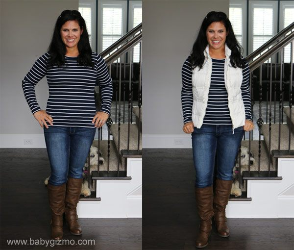 Pixley Striped Shirt