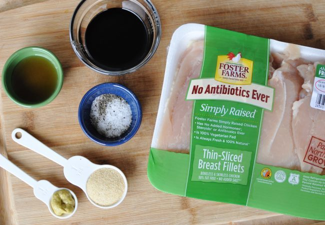 FOSTER FARMS INGREDIENTS