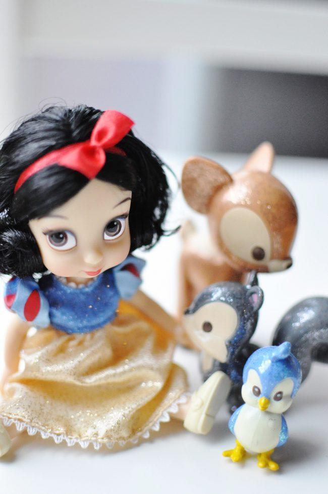 snow white mini doll