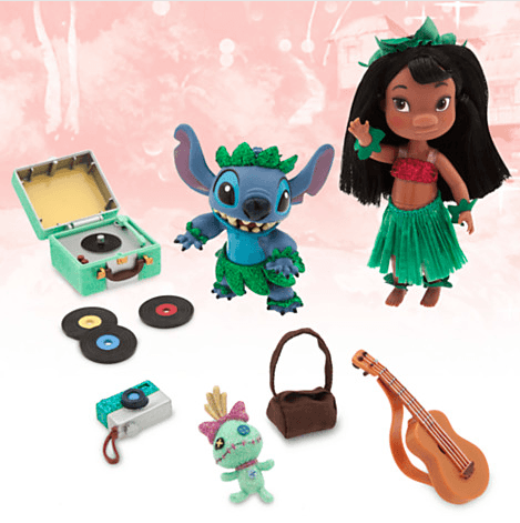 Review: Disney Animators' Collection Mini Doll Play Sets