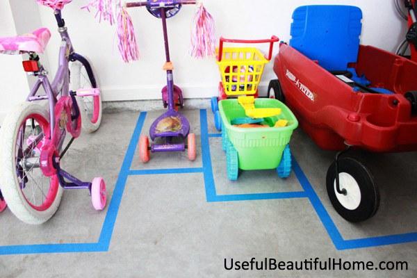 parking pad