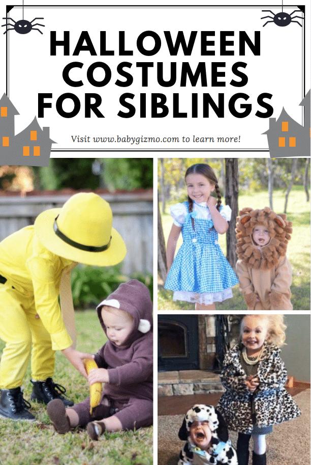 costumes for siblings