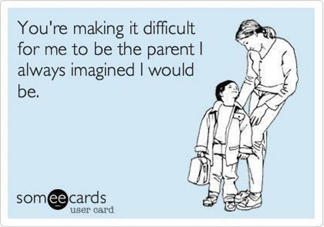 difficult-to-parent gross habits