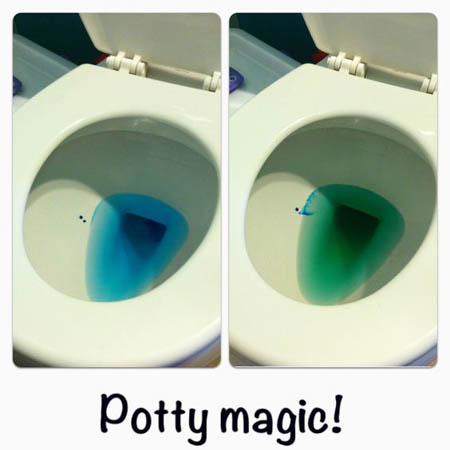 potty-magic life hacks
