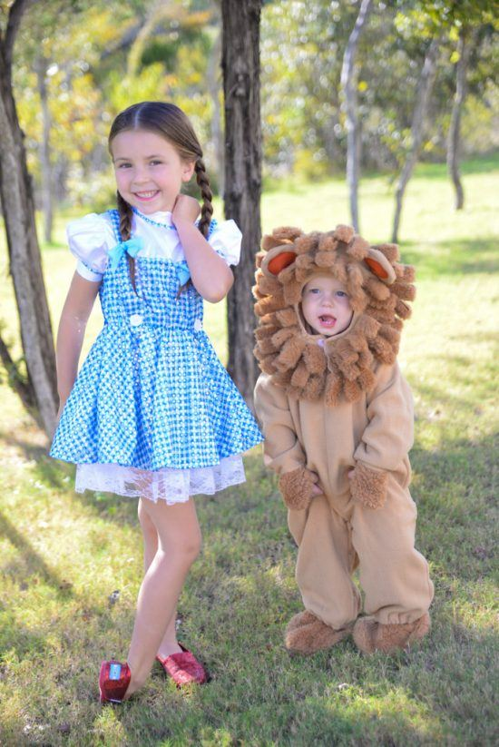 Halloween Costume Ideas For Siblings