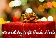 gift guide for hosts