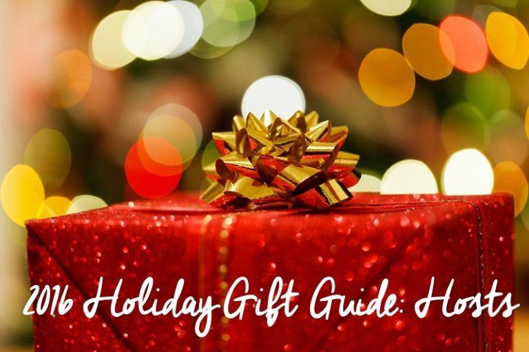 Holiday Gift Guide: Hosts