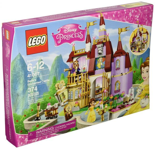 gifts for girls - lego belle