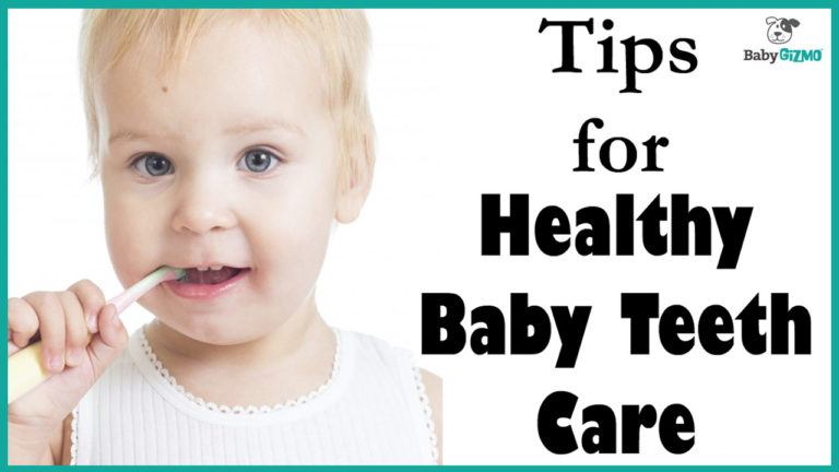 Tips for Healthy Baby Teeth Care
