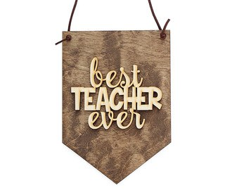 Gift Guide: Teachers You Appreciate