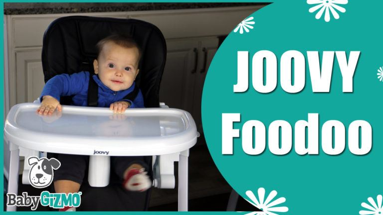 Joovy Foodoo High Chair for Baby Review