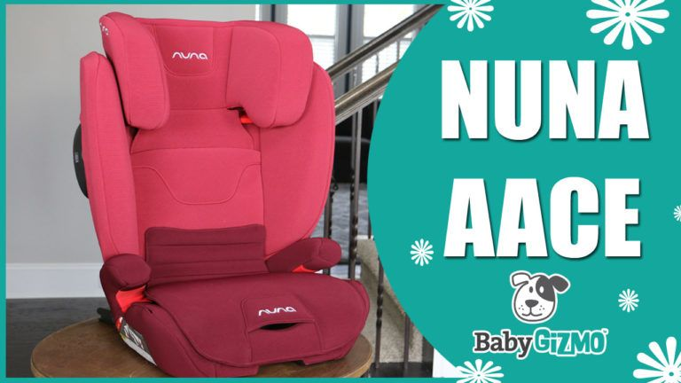 Nuna Aace High Back Booster Car Seat Video