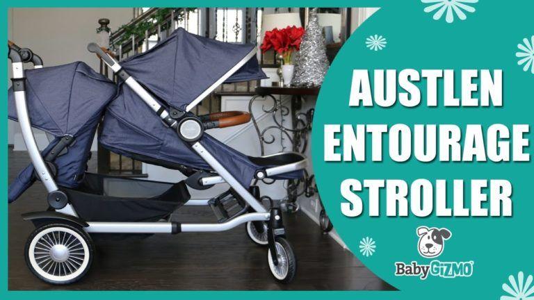 Austlen Entourage Stroller Review by Baby Gizmo