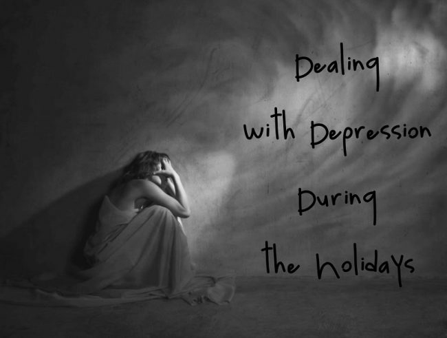Dealing with Depression During the Holidays
