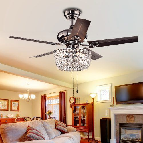 crystal fan