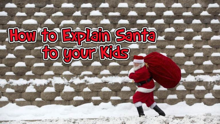 How to Explain Santa to your Kids