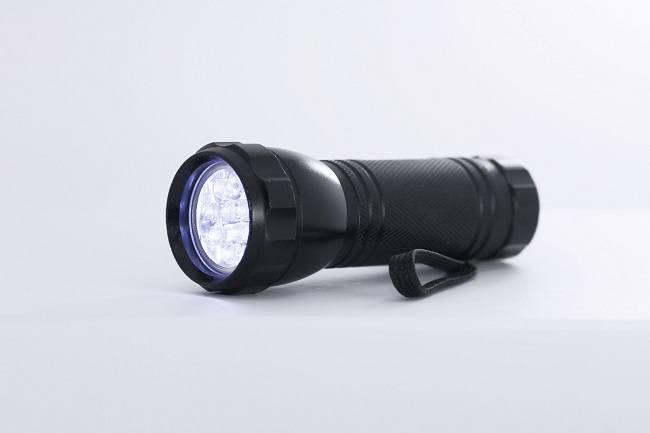 flashlight play