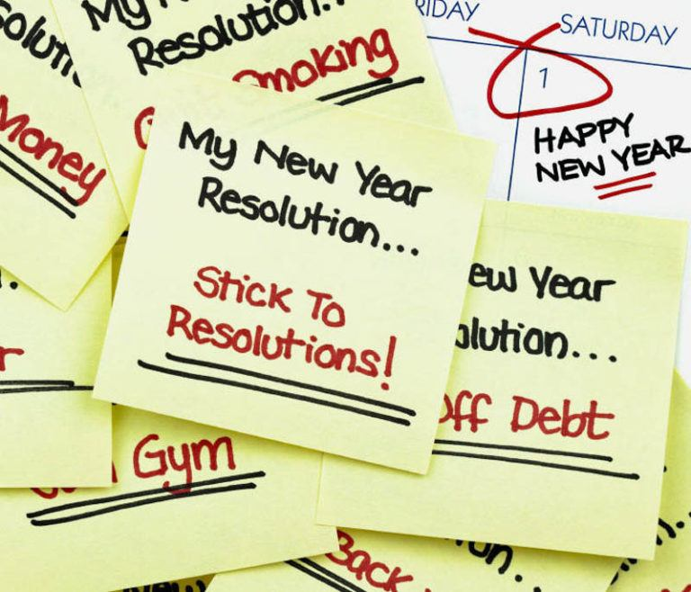 New Year's Resolutions: How to Stay Focused