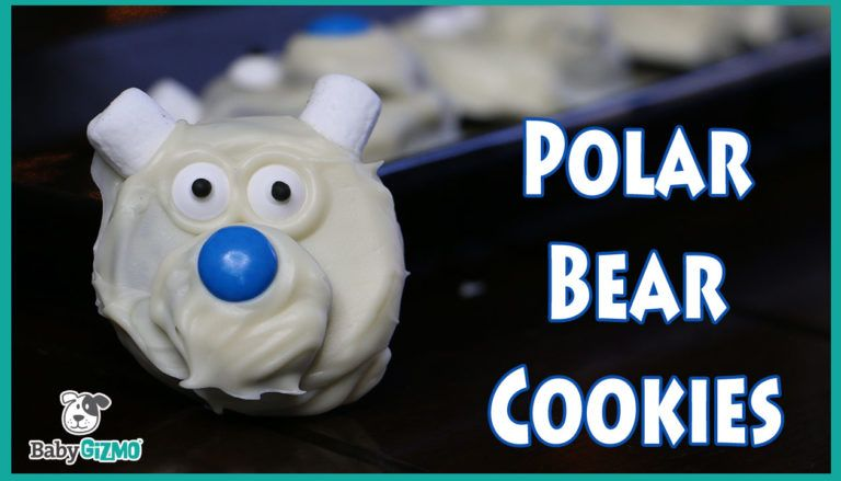 How to Make Easy Oreo Polar Bear Cookies