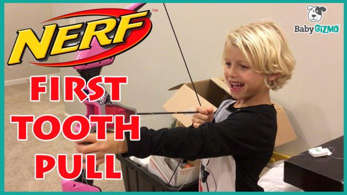 nerf tooth pull