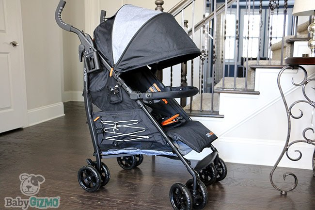 Summer Infant 3d Trek Convenience Stroller Video Baby Gizmo
