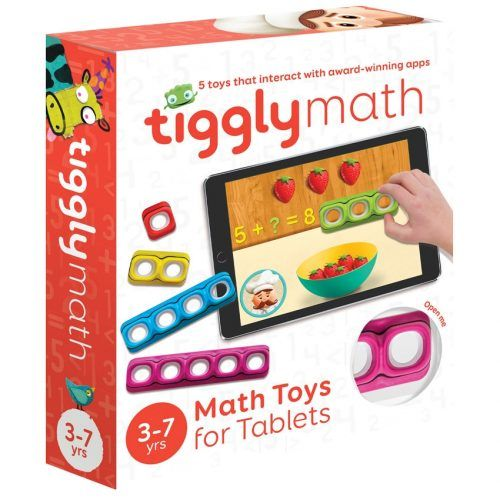 Tiggly: Our New Favorite Math Game App