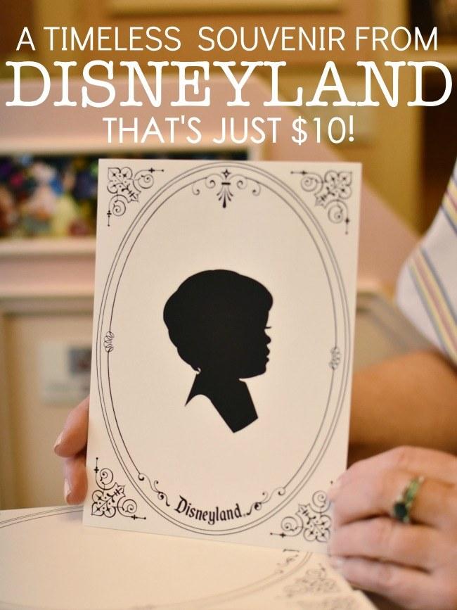 A Timeless Disneyland Souvenir