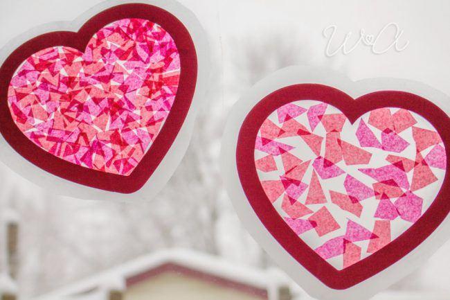 10 Valentine S Day Toddler Craft Ideas Baby Gizmo
