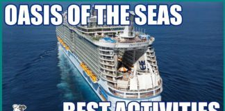 ROYAL CARIBBEAN Oasis of the Seas | Best Activities for Kids Video