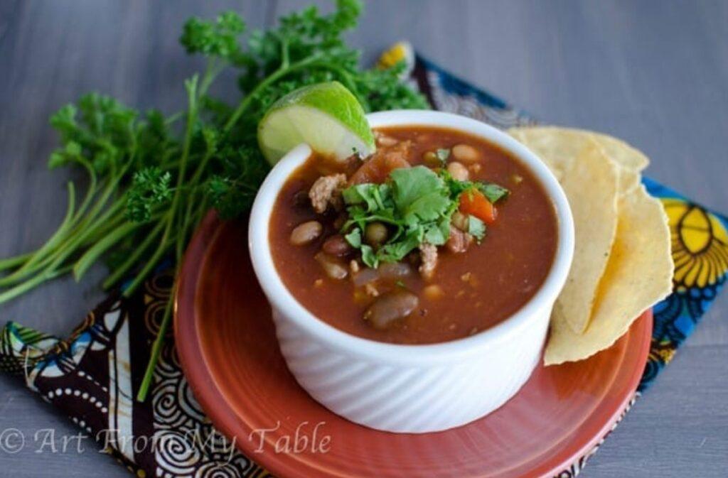 21 day fix chili recipe