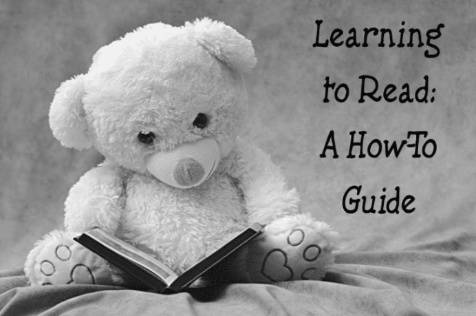 Learning to Read: A How-To Guide