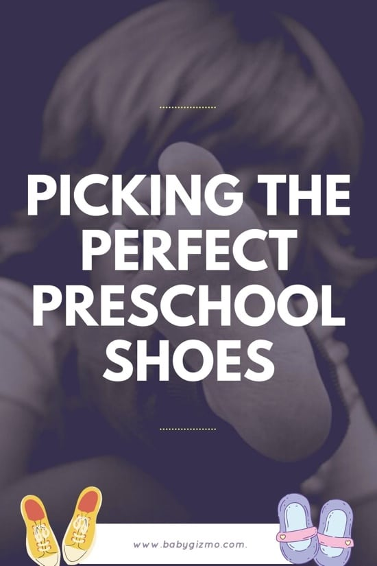 Picking the Perfect Preschool Shoes