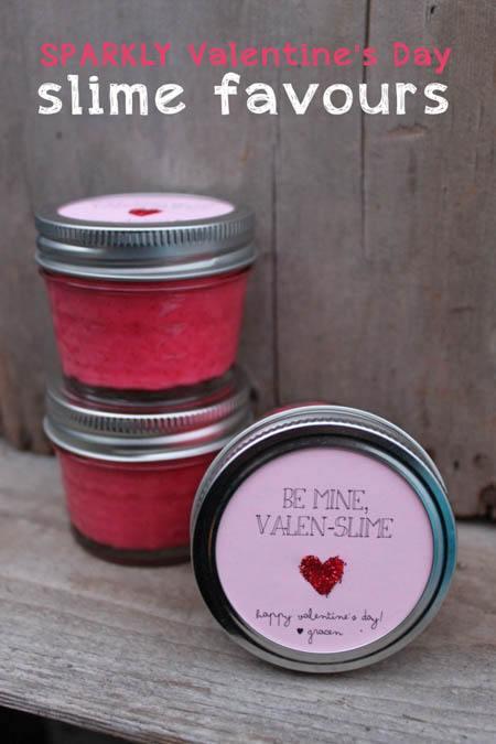 slime valentine's