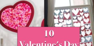 Valentines Day Toddler Craft Ideas